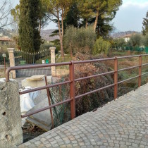 Parapetti In Ferro Garda Verona