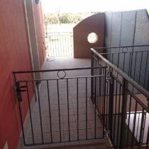 Ringhiera Divisoria Per Balconi
